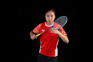 TeamSG Shuttler Yeo Jia Min : Even though it's my Olympic debut, I hope Singaporeans will watch me fight in every match and also enjoy the Games!