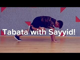 Tabata with Sayyid! Thumbnail