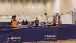 NSG Table Tennis : Hwa Chong Institution's Girls' team extend their unbeaten streak to 5 matches!