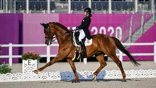 Tokyo 2020 : Team SG Equestrienne Caroline Chew suffers unfortunate disqualification on her Olympic debut!