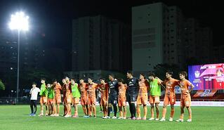 SPL : Leaders Albirex Niigata (S) are 6 points clear, after a 4-1 win over Hougang United FC!