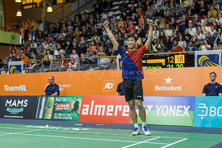 Back-to-back training stints in 2 continents, pays off for TeamSG's badminton star, Loh Kean Yew!