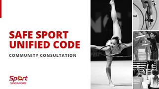 Consultations for the Safe Sport Unified Code