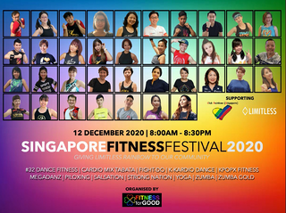 Keeping fit safely amidst the pandemic with the Singapore Fitness Festival