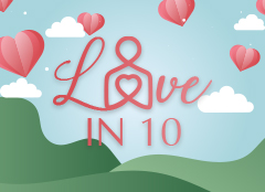 Love in 10 icon