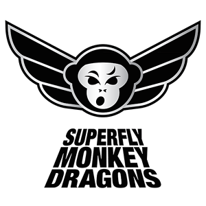 Superfly Monkey Dragons Headshot