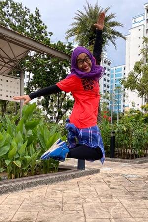 Siti Suharny Osman Headshot