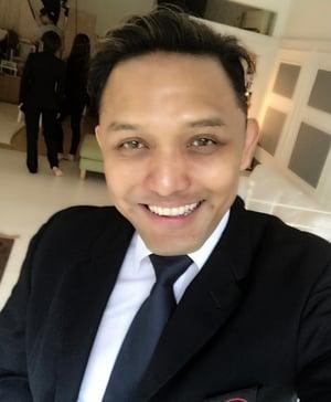 Sri Tuah Bin Aris Headshot