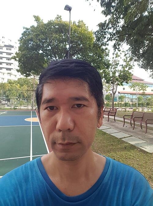 Danny Teo Headshot