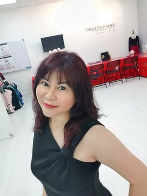 Agnes Koh Headshot