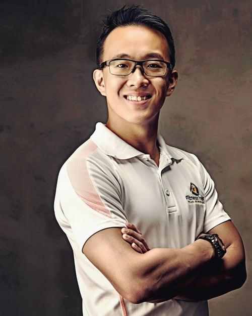 Dexter Jemuel Tay Headshot