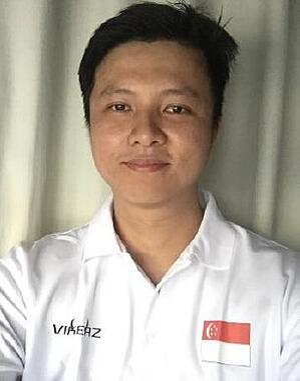 Erick Yap Pern Fei Headshot