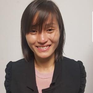 Grace Soh Headshot