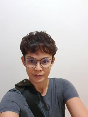 Priscillia Chong Headshot