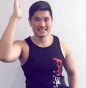 Teo Yen Kai Headshot
