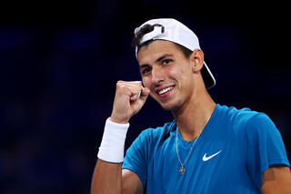 NextGen Aussie star Popyrin remains on course for history, after 3rd seed Cilic crashes out in STO semis!