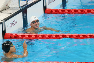 Tokyo 2020: TeamSG Para-Swimmer Toh Wei Soong sets new national record, with a fine showing in 50 metres Freestyle S7 final!