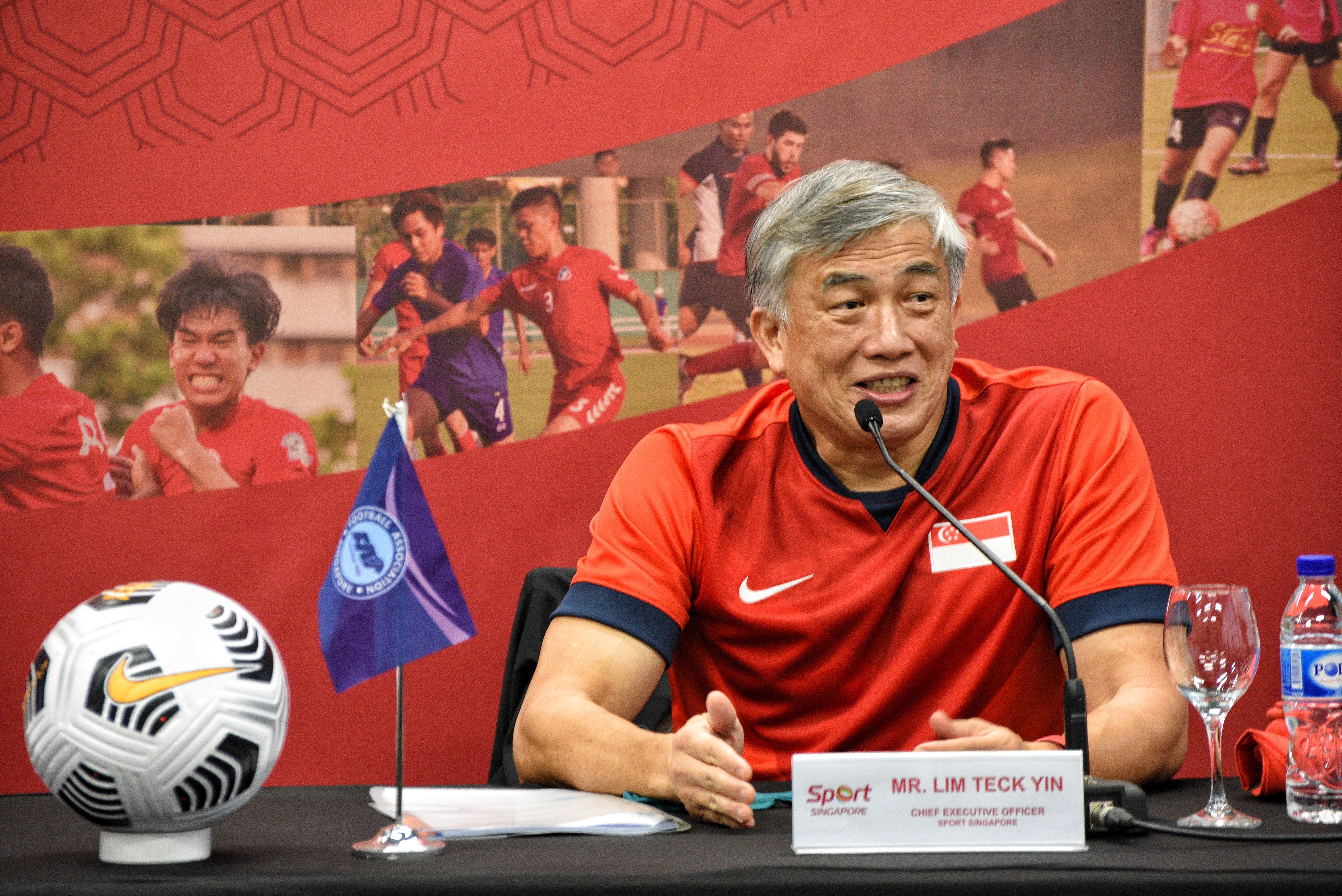 Lim Teck Yin - CEO, Sport Singapore