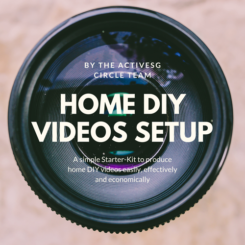 HOME diy videos setup