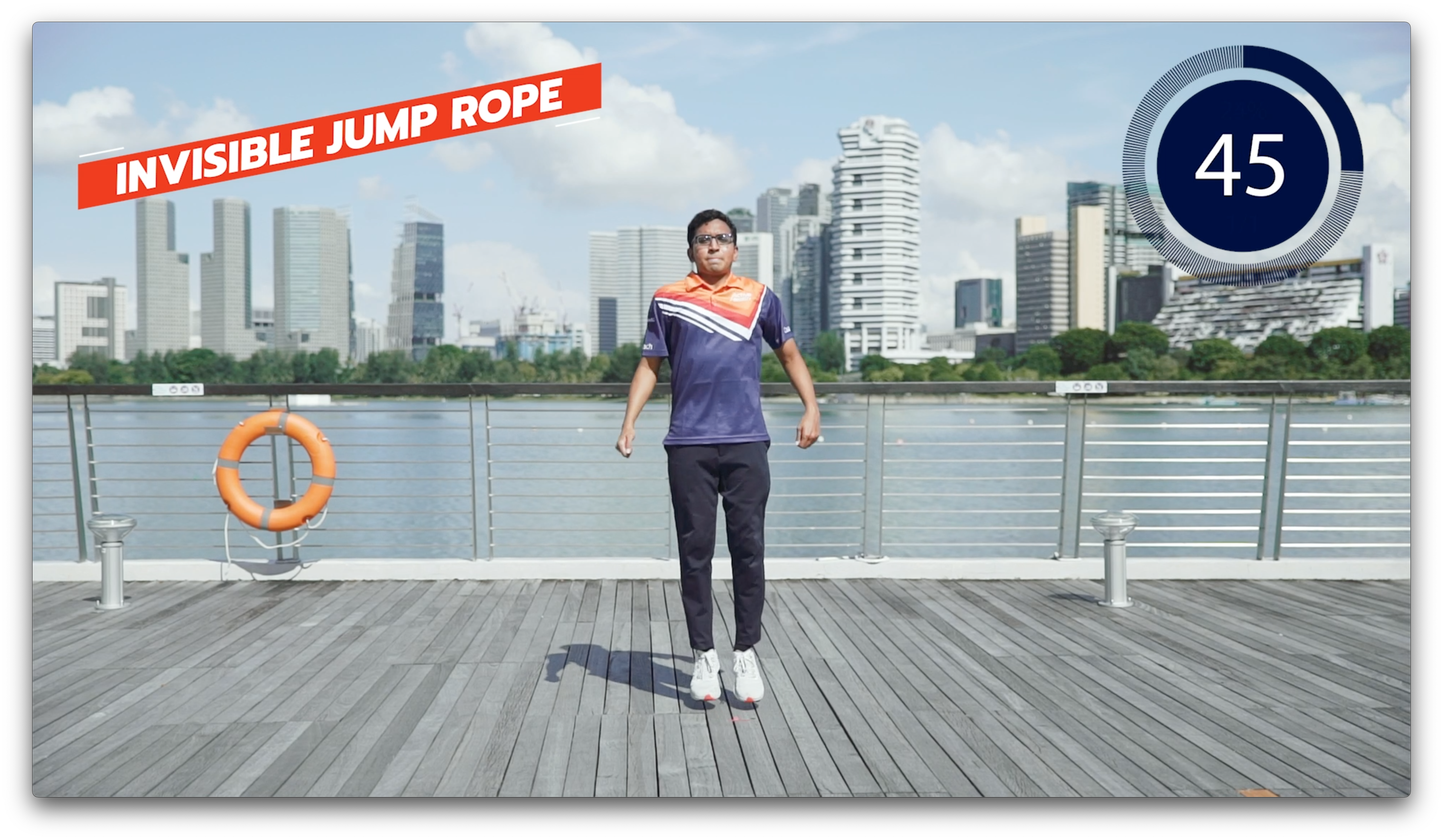 Invisble Jump Rope