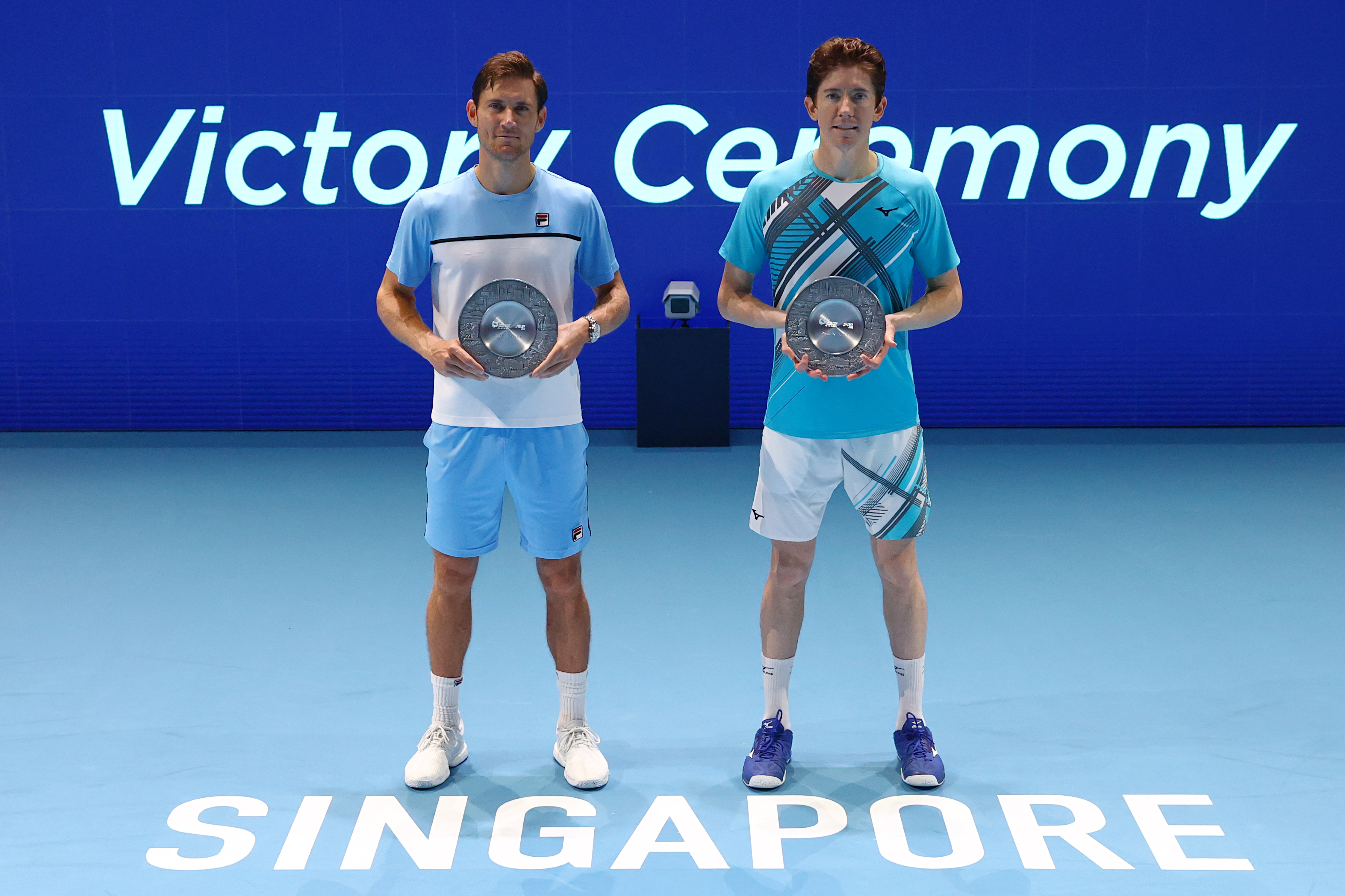 Matthew Ebden, John-Patrick Smith - 5