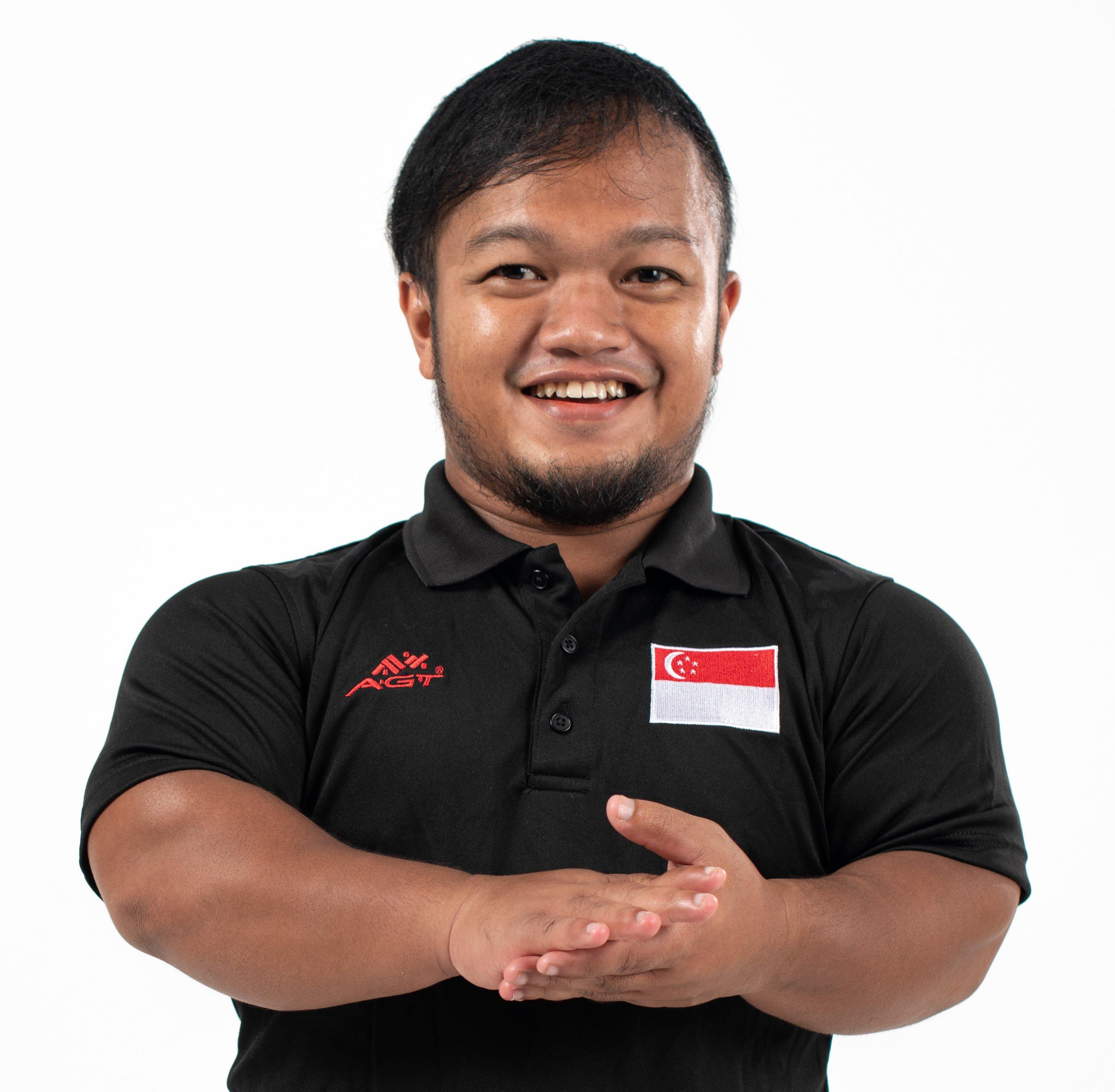 Muhammad Diroy Noordin_2020_credit Singapore Disability Sports Council