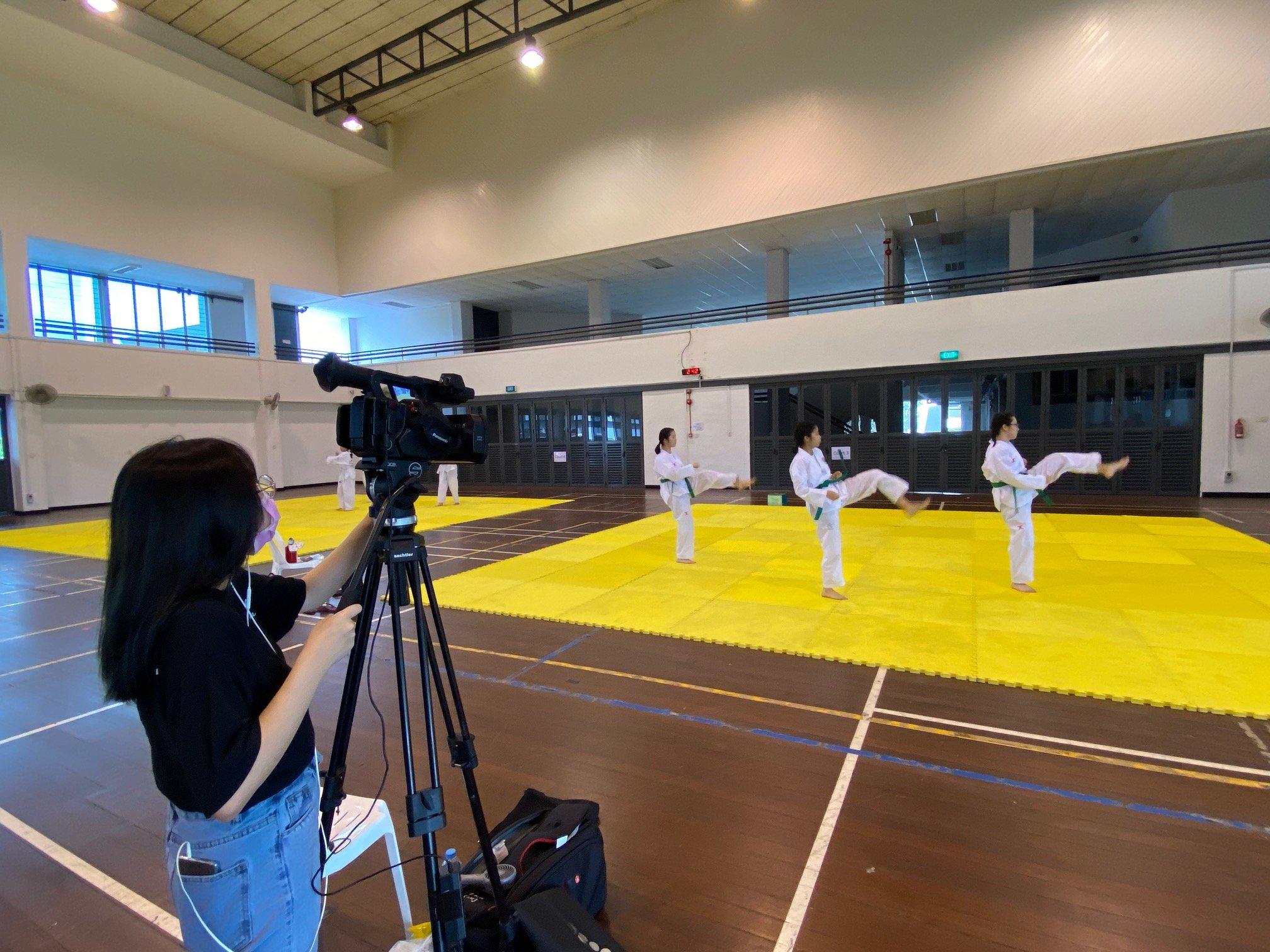 NSG A Div taekwondo 11