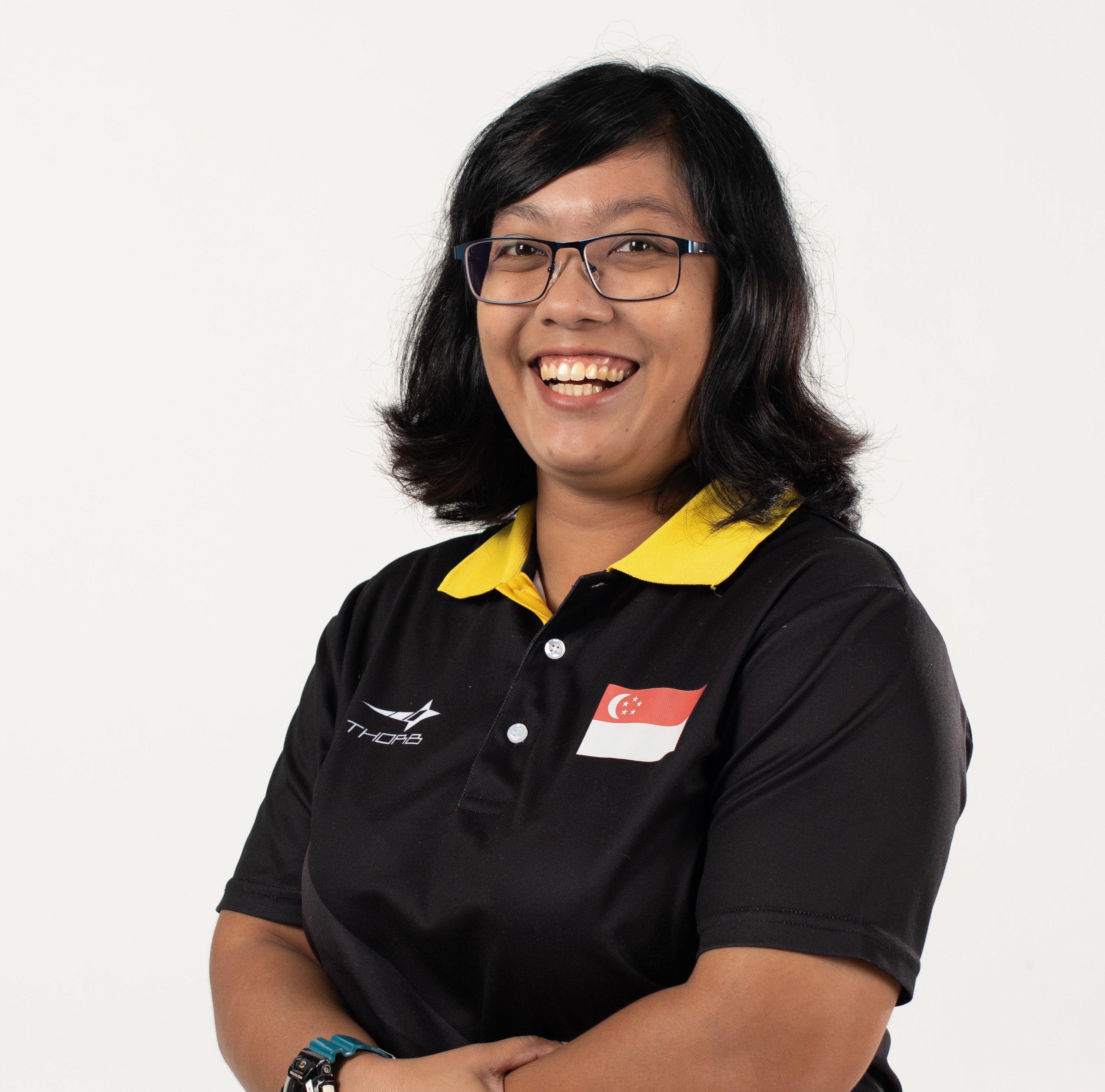 Nur Syahidah Alim_2020_credit Singapore Disability Sports Council