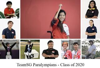 Tokyo Paralympics : Congratulations to the Class of 2020, on Singapore's 2nd Best Showing in 9 Paralympic campaigns!