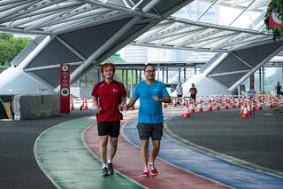 S'pore Disability Sports Council launches campaign to rally Singapore behind national athletes!