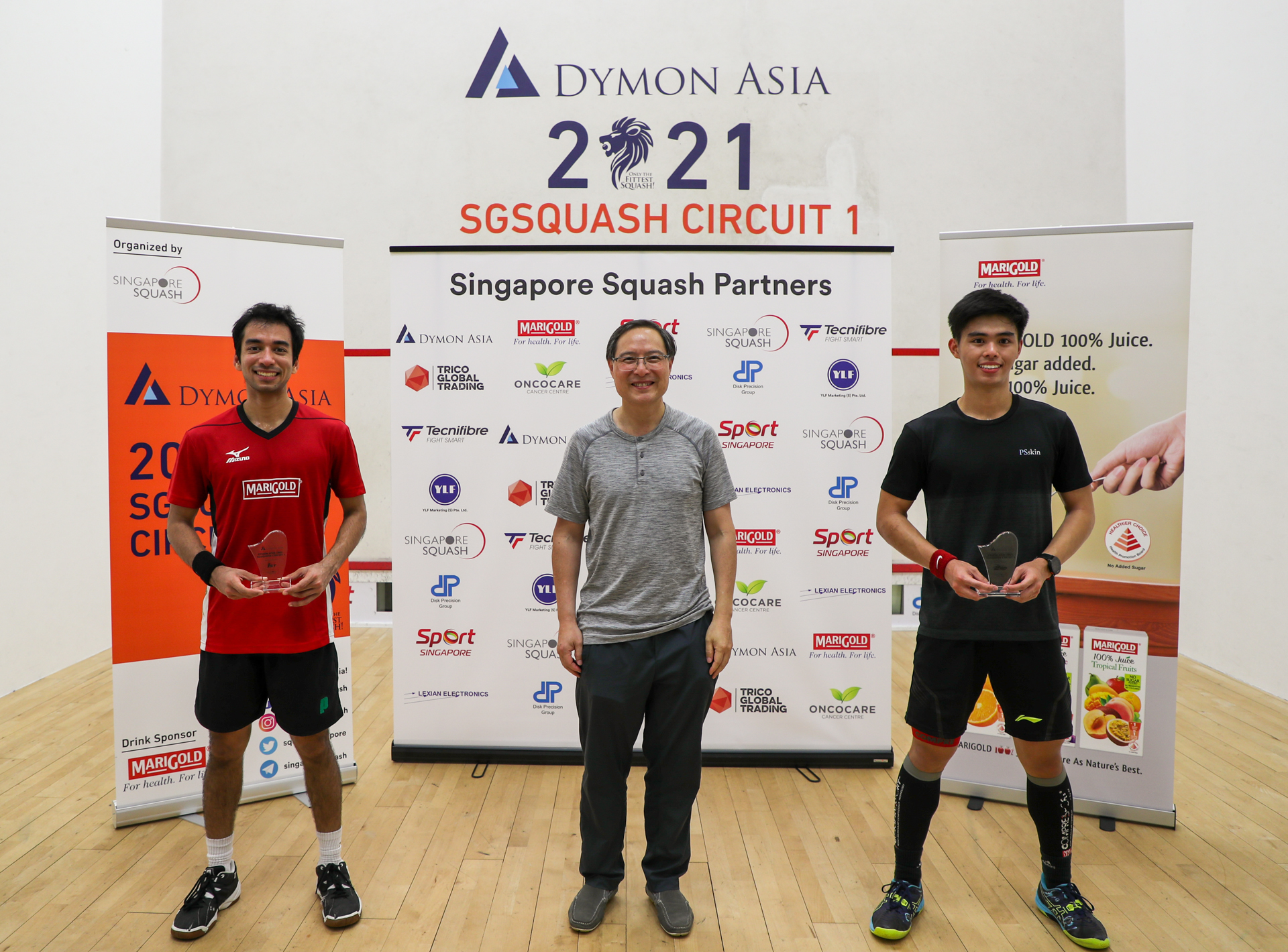 SGCircuit 1 - Winners-Mixed Open
