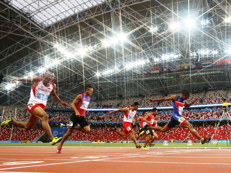 Singapore Open Track and Field Championships