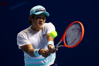 STO 8th seed Soon-woo eliminates tough American challenge to reach 2nd Rd