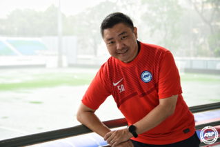 FAS unveils Stephen Ng as new Women's National Team Head Coach