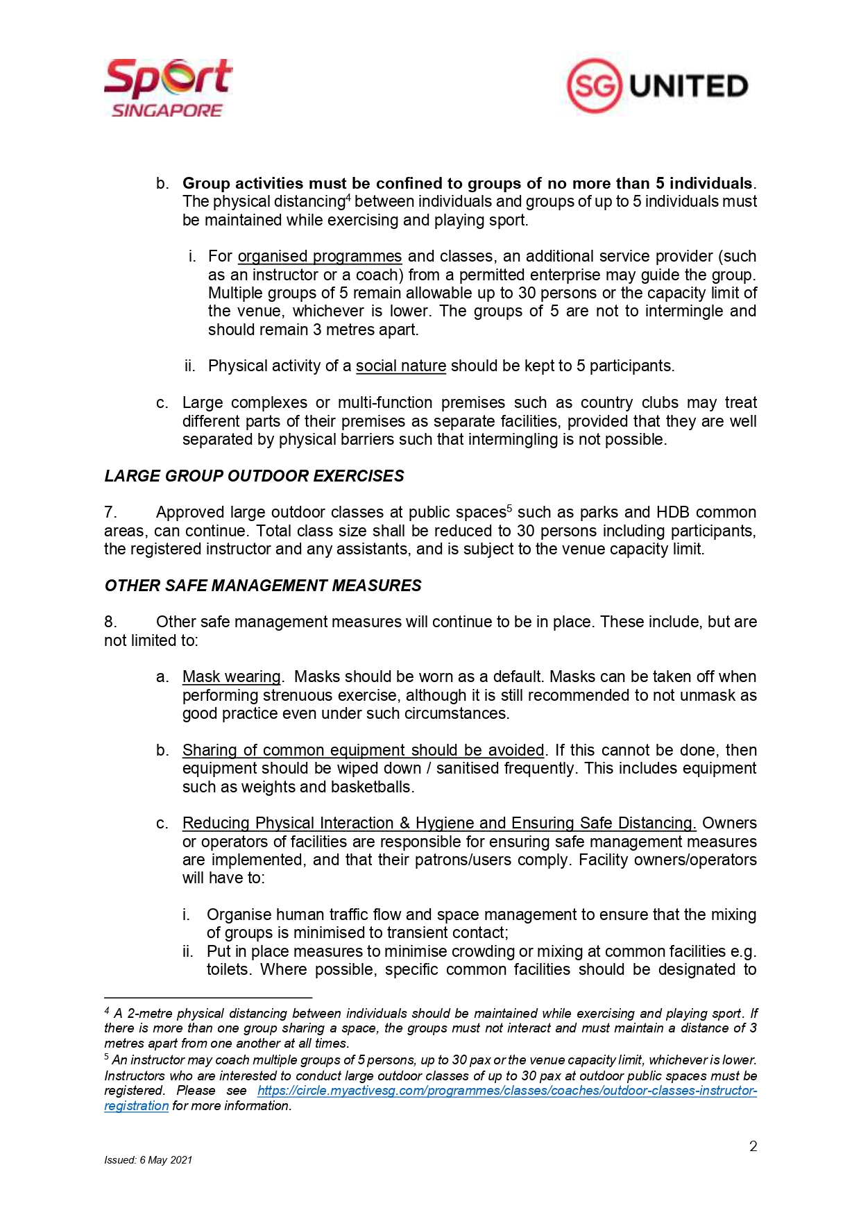 Stricter Safe Management Measures For Sport And Physical Exercise and Activity (8 to 30 May 2021)_pages-to-jpg-0002