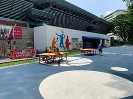 clementi sports centre