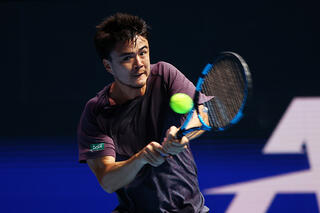 Taro Daniel sets up 1st-time clash with 3rd seed Marin Cilic in STO!