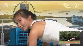 Yoga & Pilates with Dawn Sim and Betsy Chen. Ft. Min Grace Fu. Thumbnail