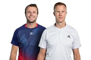STO Player Profiles : Luke Bambridge & Dominic Inglot
