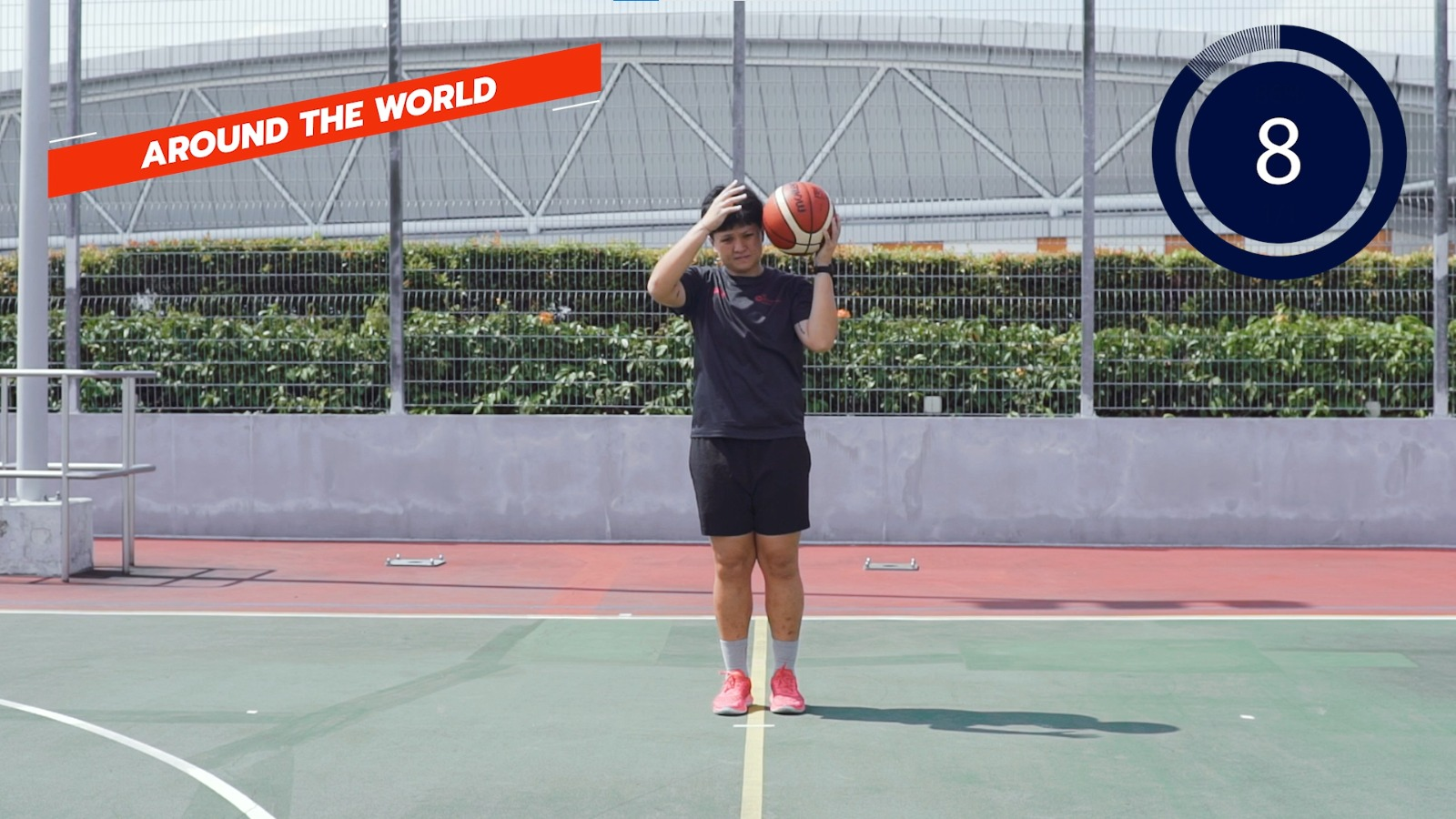 basketball around the world