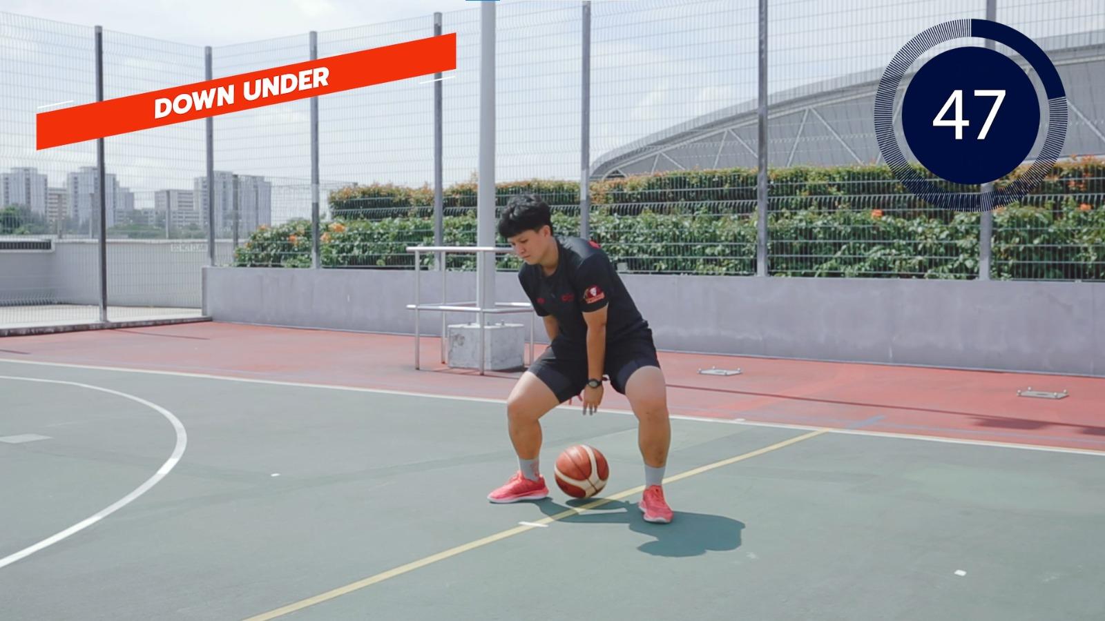 basketball down under