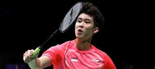 TeamSG Shuttler Loh Kean Yew : It's my Olympic debut and I'm looking at 1 match and 1 round at a time!