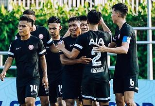 SPL :Young Lions clinch 1st win of the season, after taking down Balestier Tigers 3-2!