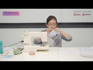 DIY Fashion Mask by PA Trainer Ann Chiam Thumbnail