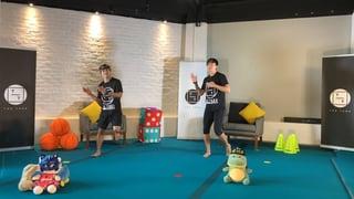 Ninja Tots - Active gymnastics for 3 - 4 year olds Thumbnail