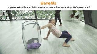Socks and Box - Fundamental Movement Skills By 3-5 Year olds | Active Health Thumbnail