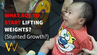 Lifting Weights Stunts Growth (My Top Tips) Thumbnail