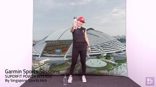 Improve your anaerobic capacity with SuperFit Power Intense by Singapore Sports Hub Thumbnail