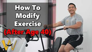 3 Exercise Changes For Fitness After 40 Years Old Thumbnail