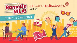 Sport Singapore and Singapore Tourism Board launch GameOn Nila! SingapoRediscovers Edition to encourage exploration of Singapore and promote healthy living
